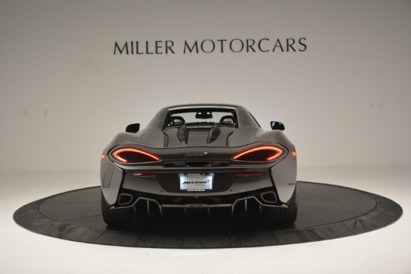 Used 2019 McLaren 570S Spider Convertible for sale Sold at Maserati of Greenwich in Greenwich CT 06830 18
