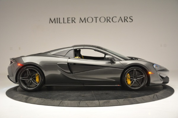 Used 2019 McLaren 570S Spider Convertible for sale Sold at Maserati of Greenwich in Greenwich CT 06830 20