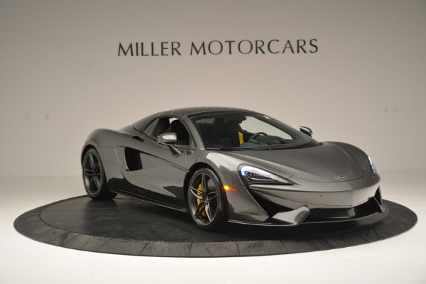 Used 2019 McLaren 570S Spider Convertible for sale Sold at Maserati of Greenwich in Greenwich CT 06830 21