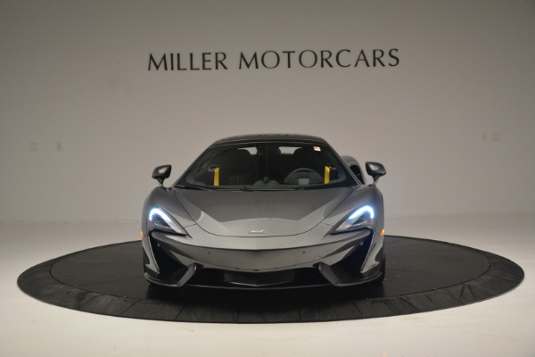 Used 2019 McLaren 570S Spider Convertible for sale Sold at Maserati of Greenwich in Greenwich CT 06830 22