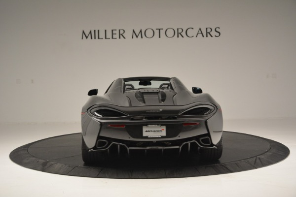 Used 2019 McLaren 570S Spider Convertible for sale Sold at Maserati of Greenwich in Greenwich CT 06830 6