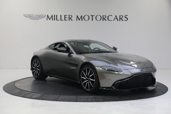 New 2019 Aston Martin Vantage V8 for sale Sold at Maserati of Greenwich in Greenwich CT 06830 10
