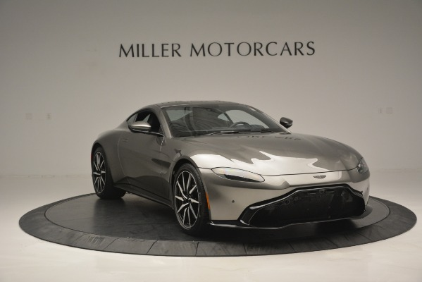 New 2019 Aston Martin Vantage V8 for sale Sold at Maserati of Greenwich in Greenwich CT 06830 11