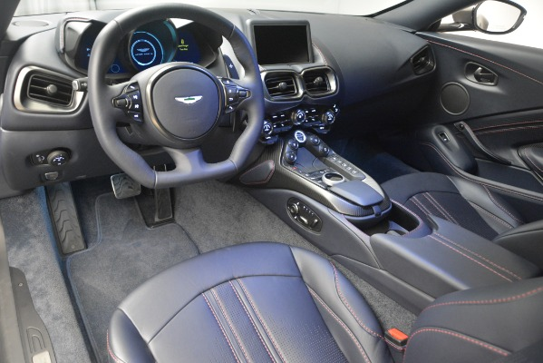 New 2019 Aston Martin Vantage V8 for sale Sold at Maserati of Greenwich in Greenwich CT 06830 14