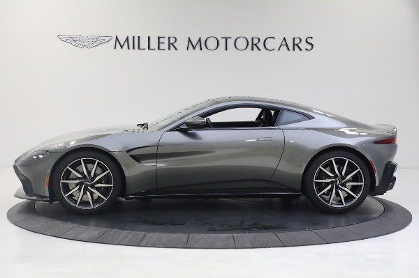 New 2019 Aston Martin Vantage V8 for sale Sold at Maserati of Greenwich in Greenwich CT 06830 2