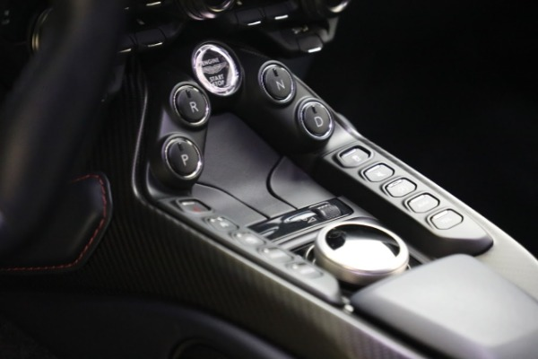 New 2019 Aston Martin Vantage V8 for sale Sold at Maserati of Greenwich in Greenwich CT 06830 20