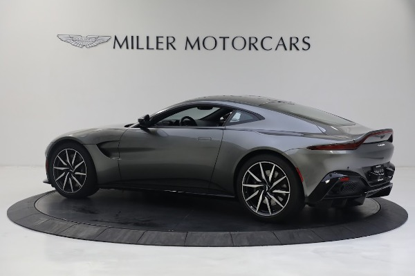 New 2019 Aston Martin Vantage V8 for sale Sold at Maserati of Greenwich in Greenwich CT 06830 3