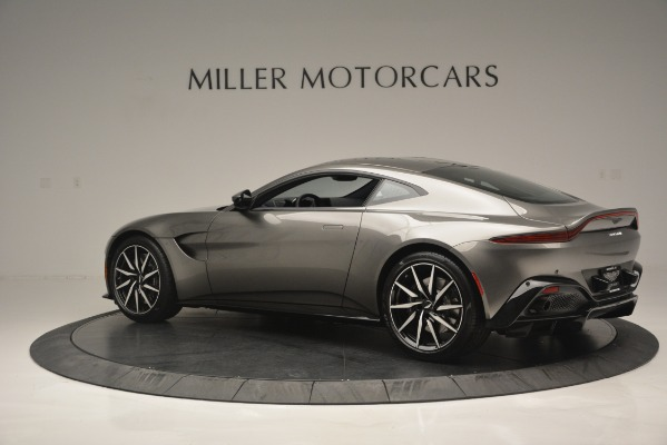 New 2019 Aston Martin Vantage V8 for sale Sold at Maserati of Greenwich in Greenwich CT 06830 4