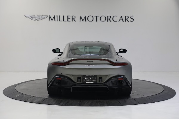 New 2019 Aston Martin Vantage V8 for sale Sold at Maserati of Greenwich in Greenwich CT 06830 5