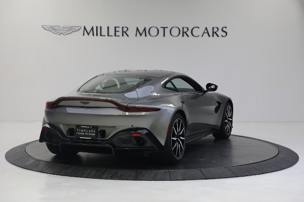 New 2019 Aston Martin Vantage V8 for sale Sold at Maserati of Greenwich in Greenwich CT 06830 7