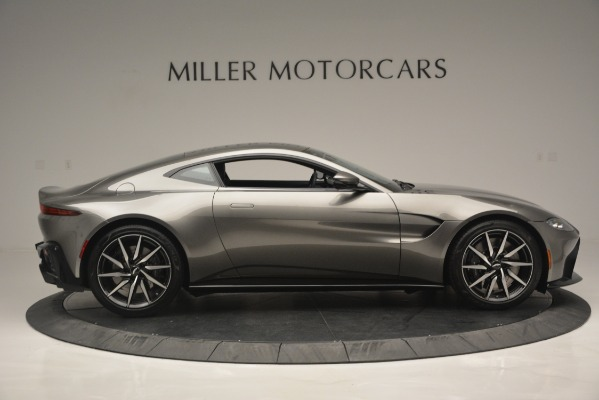 New 2019 Aston Martin Vantage V8 for sale Sold at Maserati of Greenwich in Greenwich CT 06830 9