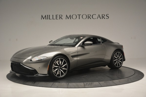 New 2019 Aston Martin Vantage V8 for sale Sold at Maserati of Greenwich in Greenwich CT 06830 1