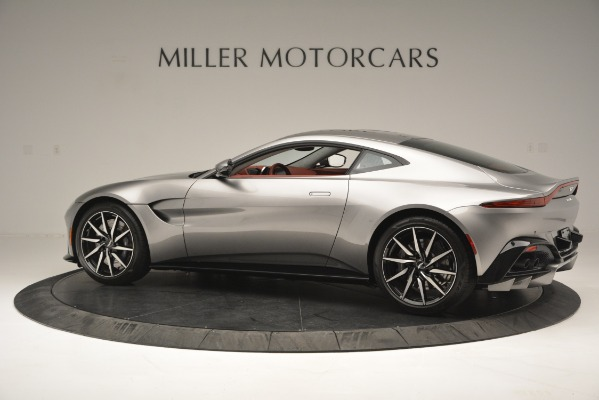 New 2019 Aston Martin Vantage for sale Sold at Maserati of Greenwich in Greenwich CT 06830 4