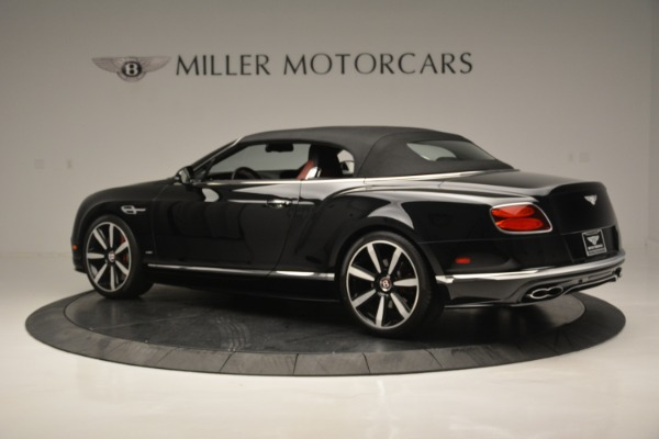 Used 2016 Bentley Continental GT V8 S for sale $149,900 at Maserati of Greenwich in Greenwich CT 06830 15