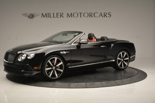 Used 2016 Bentley Continental GT V8 S for sale $149,900 at Maserati of Greenwich in Greenwich CT 06830 2