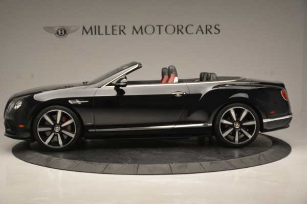 Used 2016 Bentley Continental GT V8 S for sale $149,900 at Maserati of Greenwich in Greenwich CT 06830 3