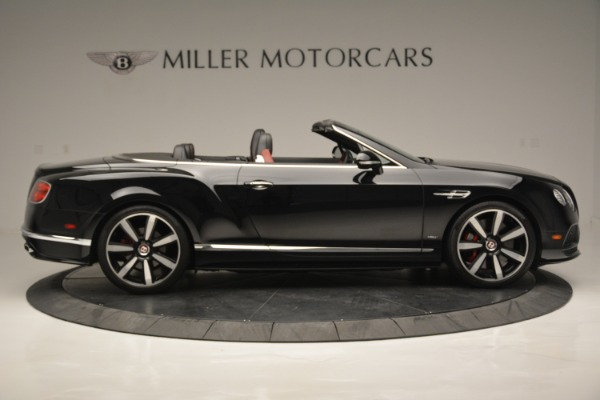 Used 2016 Bentley Continental GT V8 S for sale $149,900 at Maserati of Greenwich in Greenwich CT 06830 9