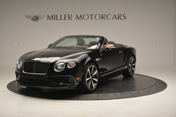Used 2016 Bentley Continental GT V8 S for sale $149,900 at Maserati of Greenwich in Greenwich CT 06830 1