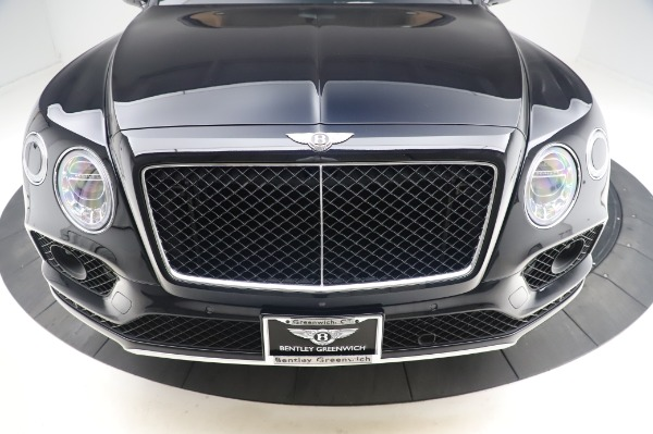 Used 2019 Bentley Bentayga V8 for sale Call for price at Maserati of Greenwich in Greenwich CT 06830 13