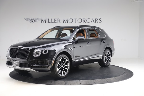 Used 2019 Bentley Bentayga V8 for sale Call for price at Maserati of Greenwich in Greenwich CT 06830 2