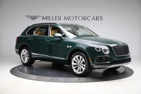 Used 2019 Bentley Bentayga V8 for sale $163,900 at Maserati of Greenwich in Greenwich CT 06830 11