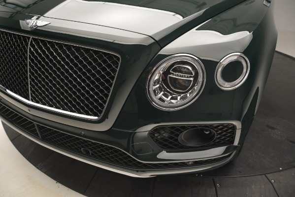 Used 2019 Bentley Bentayga V8 for sale $163,900 at Maserati of Greenwich in Greenwich CT 06830 14