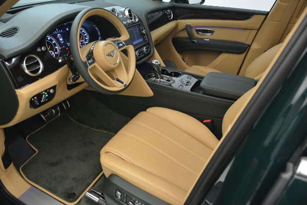 New 2019 Bentley Bentayga V8 for sale Sold at Maserati of Greenwich in Greenwich CT 06830 18