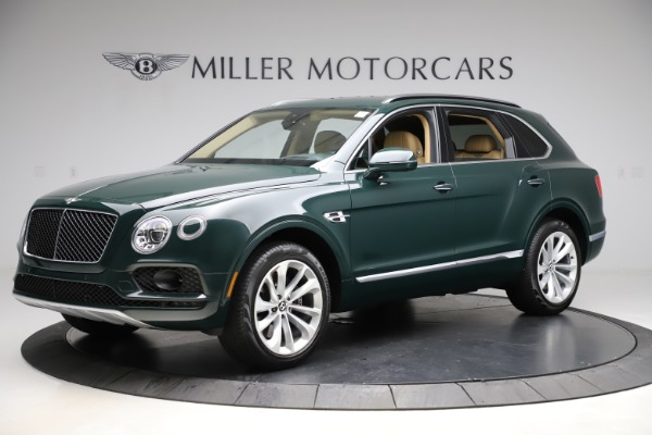 New 2019 Bentley Bentayga V8 for sale Sold at Maserati of Greenwich in Greenwich CT 06830 2
