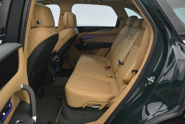 New 2019 Bentley Bentayga V8 for sale Sold at Maserati of Greenwich in Greenwich CT 06830 27
