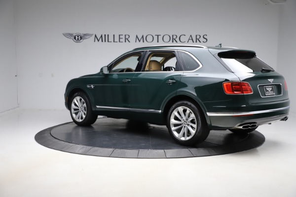 New 2019 Bentley Bentayga V8 for sale Sold at Maserati of Greenwich in Greenwich CT 06830 4