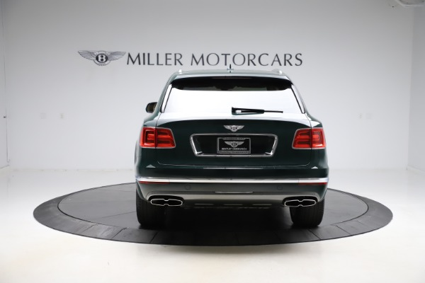 New 2019 Bentley Bentayga V8 for sale Sold at Maserati of Greenwich in Greenwich CT 06830 6