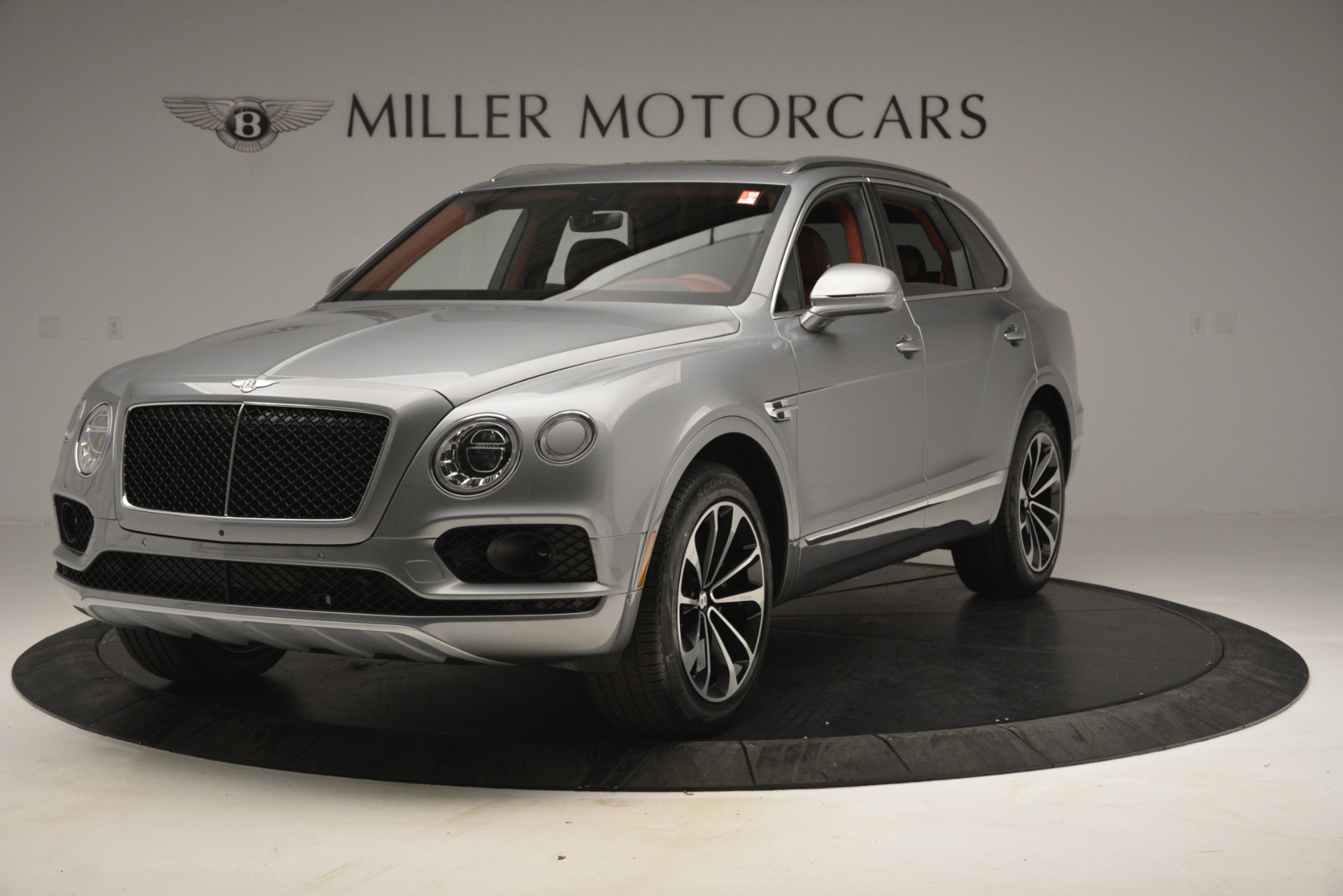 Used 2019 Bentley Bentayga V8 for sale $149,900 at Maserati of Greenwich in Greenwich CT 06830 1