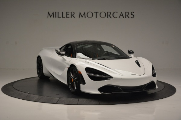 Used 2019 McLaren 720S Coupe for sale Call for price at Maserati of Greenwich in Greenwich CT 06830 11