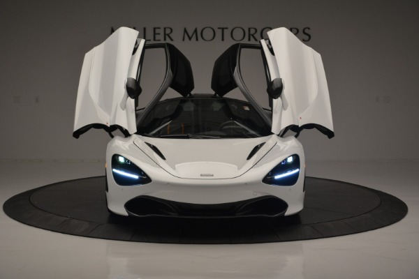 Used 2019 McLaren 720S Coupe for sale Call for price at Maserati of Greenwich in Greenwich CT 06830 13