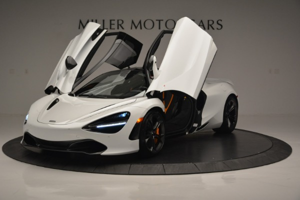 Used 2019 McLaren 720S Coupe for sale Call for price at Maserati of Greenwich in Greenwich CT 06830 14
