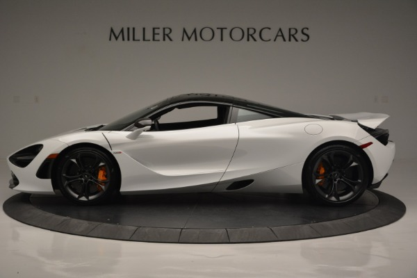 Used 2019 McLaren 720S Coupe for sale Call for price at Maserati of Greenwich in Greenwich CT 06830 3