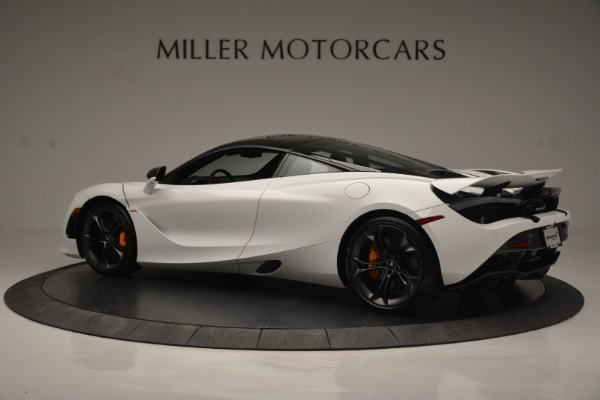 Used 2019 McLaren 720S Coupe for sale Call for price at Maserati of Greenwich in Greenwich CT 06830 4