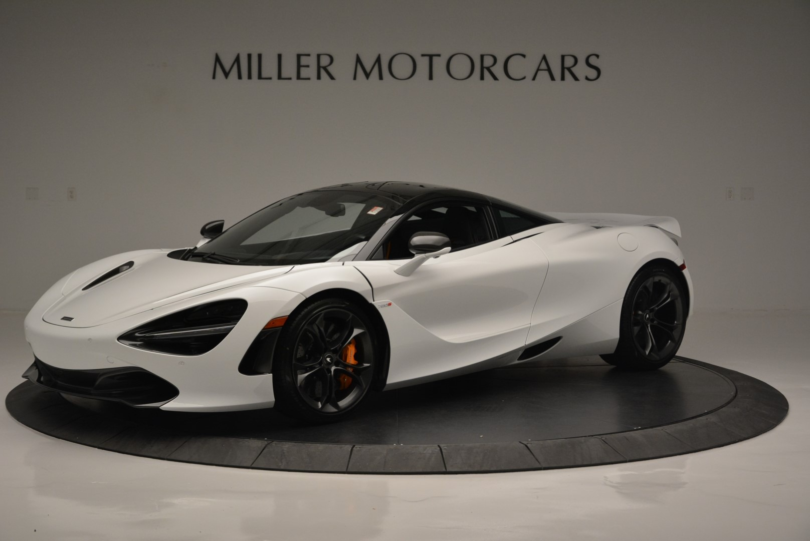 Used 2019 McLaren 720S Coupe for sale Call for price at Maserati of Greenwich in Greenwich CT 06830 1