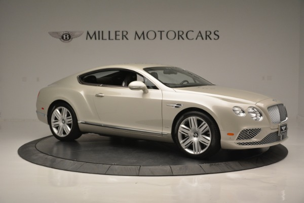 Used 2016 Bentley Continental GT W12 for sale $127,900 at Maserati of Greenwich in Greenwich CT 06830 10