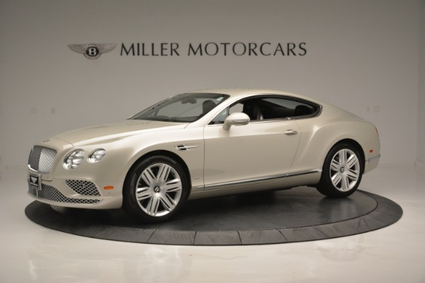 Used 2016 Bentley Continental GT W12 for sale $119,900 at Maserati of Greenwich in Greenwich CT 06830 2