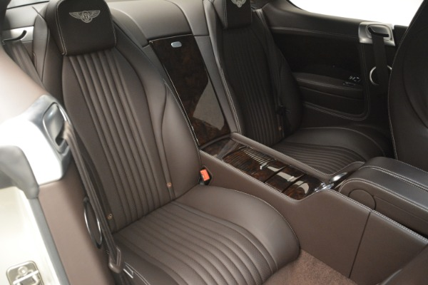 Used 2016 Bentley Continental GT W12 for sale $119,900 at Maserati of Greenwich in Greenwich CT 06830 21