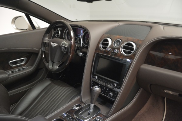 Used 2016 Bentley Continental GT W12 for sale $127,900 at Maserati of Greenwich in Greenwich CT 06830 26