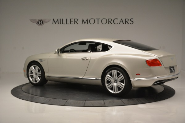 Used 2016 Bentley Continental GT W12 for sale $127,900 at Maserati of Greenwich in Greenwich CT 06830 4