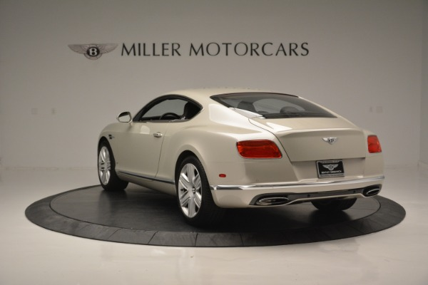 Used 2016 Bentley Continental GT W12 for sale $127,900 at Maserati of Greenwich in Greenwich CT 06830 5