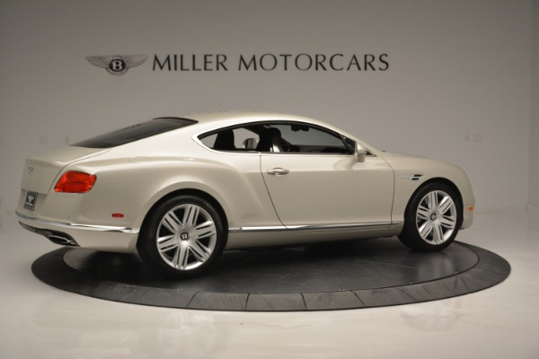 Used 2016 Bentley Continental GT W12 for sale $127,900 at Maserati of Greenwich in Greenwich CT 06830 8