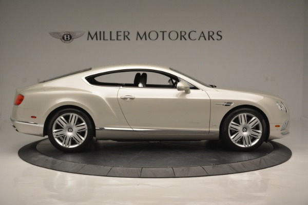 Used 2016 Bentley Continental GT W12 for sale $119,900 at Maserati of Greenwich in Greenwich CT 06830 9
