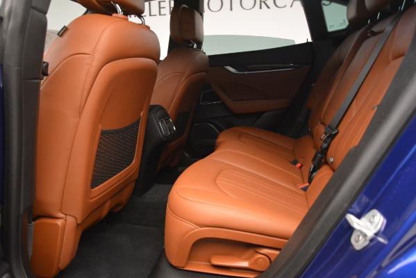 Used 2018 Maserati Levante Q4 for sale Sold at Maserati of Greenwich in Greenwich CT 06830 19