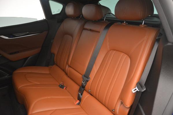 Used 2018 Maserati Levante Q4 for sale Sold at Maserati of Greenwich in Greenwich CT 06830 20