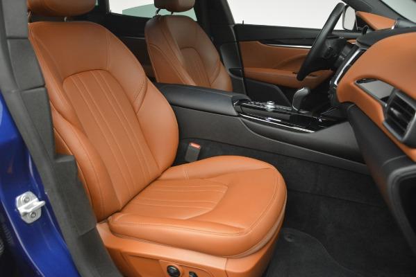 Used 2018 Maserati Levante Q4 for sale Sold at Maserati of Greenwich in Greenwich CT 06830 24