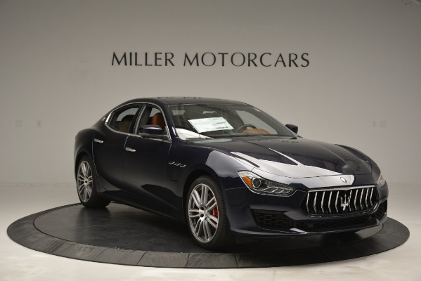 Used 2019 Maserati Ghibli S Q4 for sale Sold at Maserati of Greenwich in Greenwich CT 06830 11